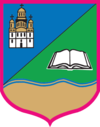 Coat of arms of Borznianskyi Raion