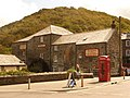 Boscastle, the old mill - geograph.org.uk - 1466260.jpg