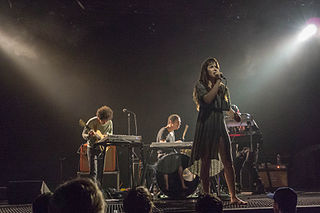 Bosnian Rainbows American art rock band