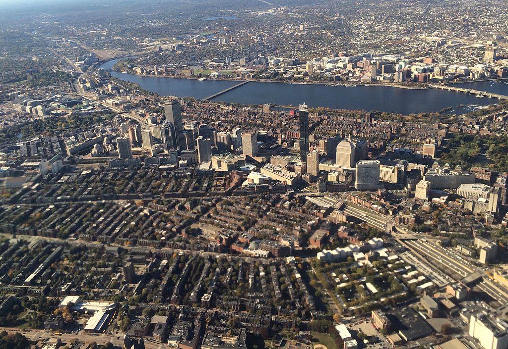 File Boston High Spine Aerial View October 2015 Jpg