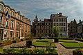 Boulogne-sur-Mer - Ville Haute - Place Godefroy de Bouillon - View NE.jpg