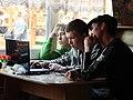 Boys with Computer - Listvyanka, Shores of Lake Baikal - Russia (3794323738).jpg
