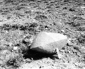 Dreikanter - Image: Bradley 1930 dreikanter