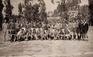 S.C. Braga - One of the first matches played in Arsenal-style kits against R C Celta Vigo