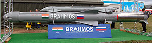 BrahMos - The air-launched version of BrahMos.