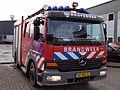 Brandweer Kennemerland Hoofddorp, Mercedes Ateco Ziegler, Unit 344.JPG