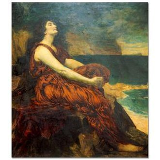 Branwen - Christopher Williams, Branwen, 1915