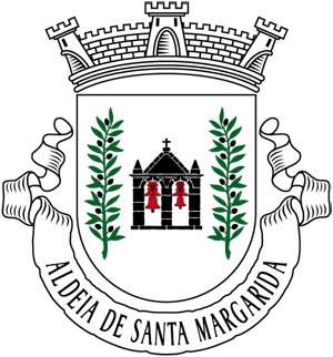 Aldeia de Santa Margarida - Image: Brasao Aldeia Sta Margarida