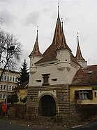 Brasov febr 2007 032 Ecaterina Gate (Small)