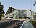 Bratislava Airport new terminal BTS.jpg