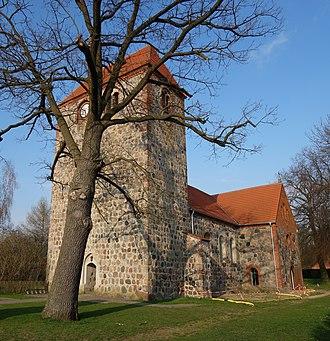 Breddin - Village church