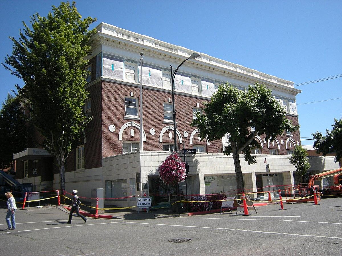 Bremerton Elks Temple Lodge No 1181 Building Wikipedia