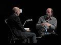 Brian Eno, Danny Hillis by Pete Forsyth 35.jpg