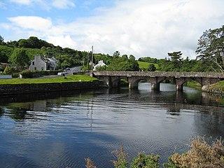 River Dun, Northern Ireland river in Northern Ireland