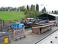 Bridgnorth engine shed on the Severn Valley Railway - geograph.org.uk - 2389.jpg