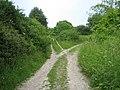 Bridleway near Stoney Batter 2 - geograph.org.uk - 475486.jpg