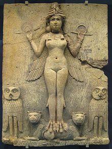 Assyrian Goddes Ishtar