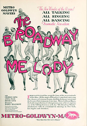 alt=Description de l'image Broadway Melody Ad.jpg.