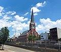 Brooklyn 125 summit str IMG 2105 Sacred Hearts of Jesus and Mary & St Stephen Roman Catholic Church.jpg