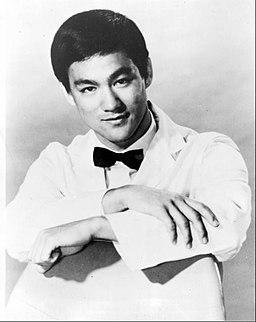 Bruce Lee as Kato 1967