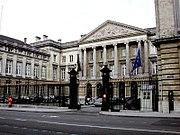 Brussel Parlementsgebouw
