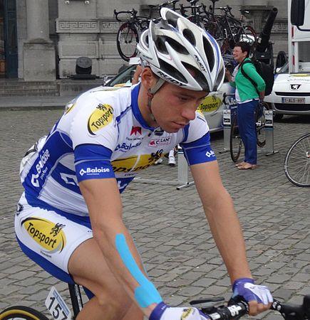 Bruxelles et Etterbeek - Brussels Cycling Classic, 6 septembre 2014, départ (A263).JPG