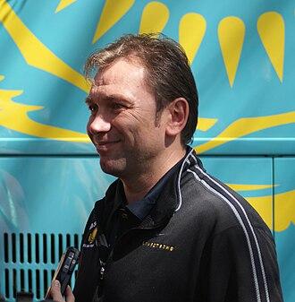 Johan Bruyneel - Bruyneel in 2009