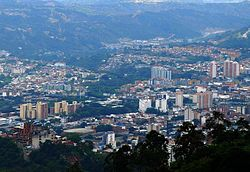 Bucaramanga Photo by Sascha Grabow