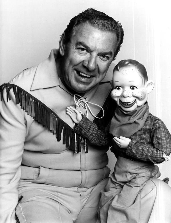 Buffalo Bob Smith and Howdy Doody