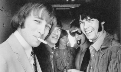 Picture of a band or musician: Buffalo Springfield