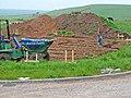 Building site, Leswalt - geograph.org.uk - 164297.jpg