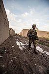 Bulldog troops make former enemy safe havens uncomfortable 130424-Z-GZ125-010.jpg