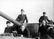 Bundesarchiv Bild 101I-244-2323-06A, Ostfront-Süd, Panzersoldaten
