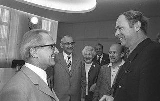 Lars Werner Swedish politician