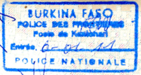 Burkina Faso entry stamp.png