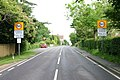 Burwash Common roadsigns - geograph.org.uk - 453723.jpg