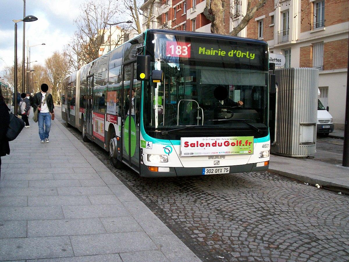 Ligne 9 du tramway d 39 le de france wikip dia - Bus 183 aeroport orly sud porte de choisy ...
