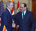 Bush Visits Iraq, Meets Maliki DVIDS136586.jpg
