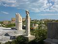 Bust d'Hermes Propileu, Delos.JPG