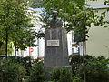 Bustul Pr. Dr. Daniel Danielopolu.JPG