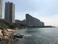 Butterfly Bay in New Territories