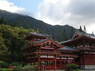 Byodo-In Temple - Image: Byodo In Temple (13)