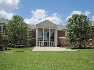 Byron, Georgia City in Georgia, United States