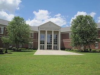 Byron, Georgia - Byron Municipal Complex
