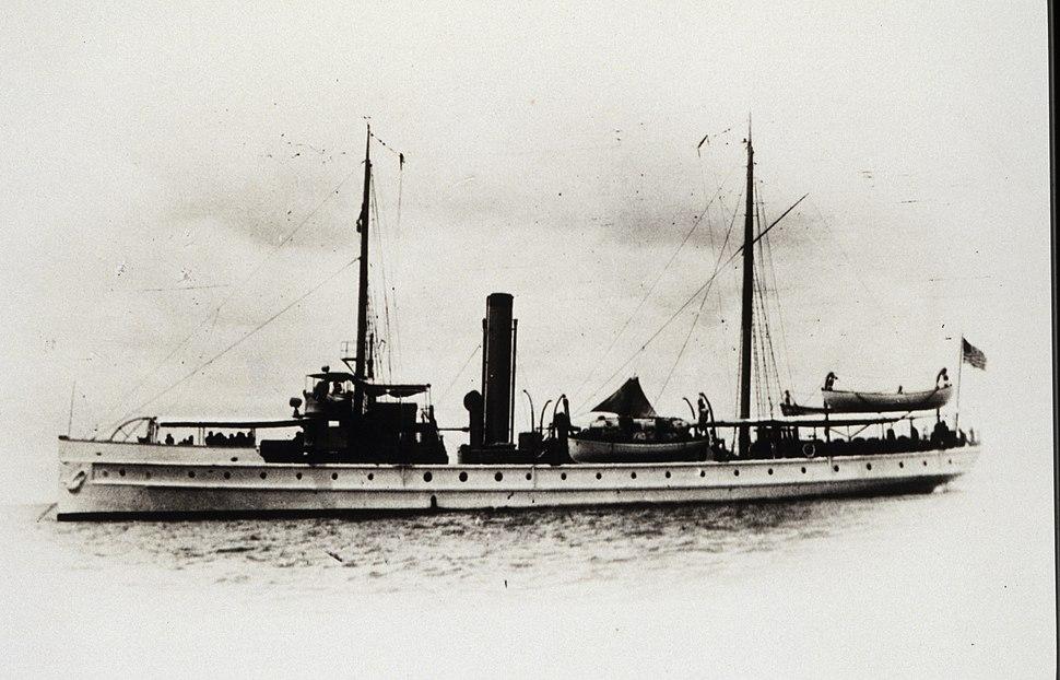 C&GSS A D BACHE (1901-1927)