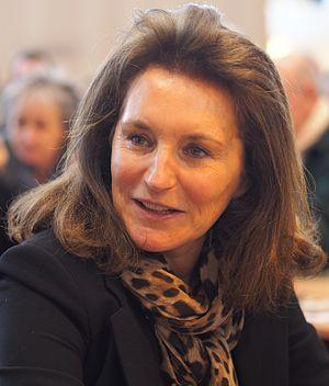 Cécilia Attias - Cécilia Attias in 2014