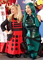 C2E2 2014 Contest - Ashley Eckstein & Yaya Han (13922413318).jpg