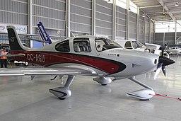 CC-AGU Cirrus SR.22 (8185444705)