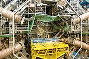 Первый ускоритель частиц Большого Адронного Коллайдера