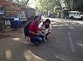 CISA2KTTT17 - Participants during Field Trip at Cubbon Park 06.jpg